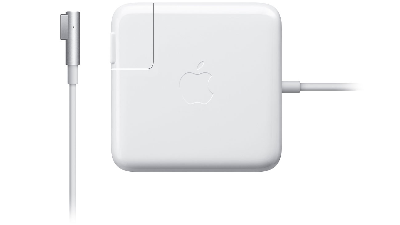 Apple Ładowarka MagSafe 60W do MacBook i MacBook Pro 13'' MC461Z/A