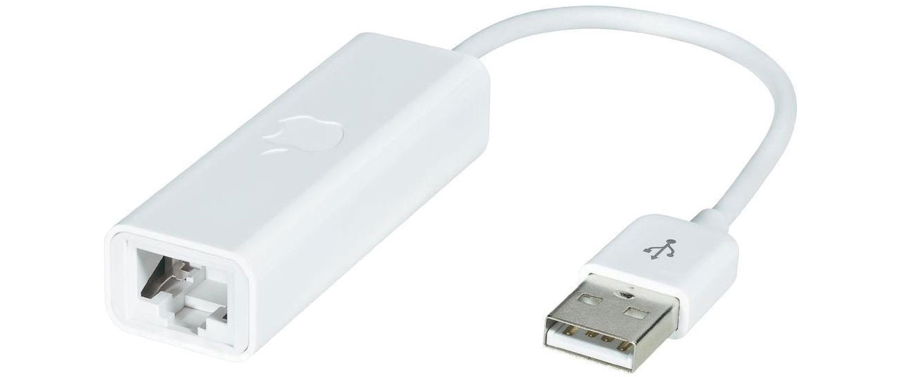 Apple USB na Ethernet do MacBook Air