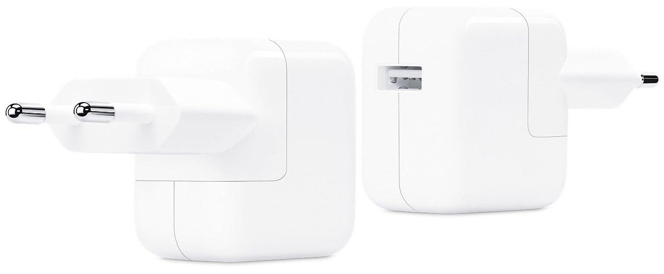 Ładowarka sieciowa USB 12W Apple