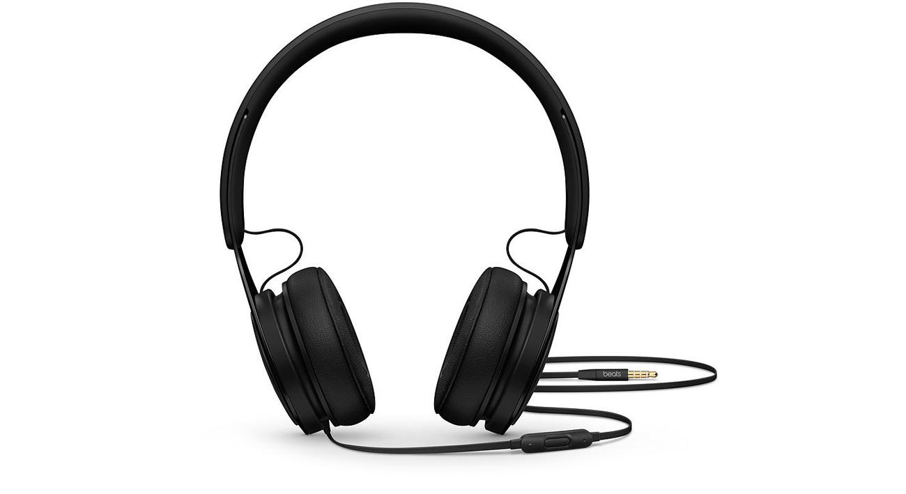 Słuchawki przewodowe Apple Beats EP On-Ear bateria przymocowany kabel