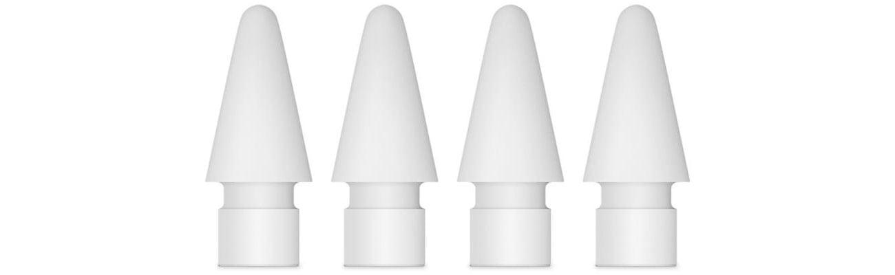 Końcówki do rysika Apple Pencil Tips MLUN2ZM/A