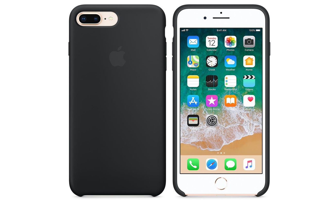 Apple Silicone Case do iPhone 7/8 Plus