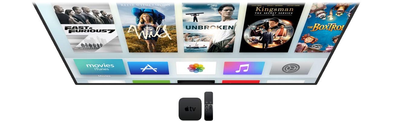 Apple TV Filmy i wiele więcej