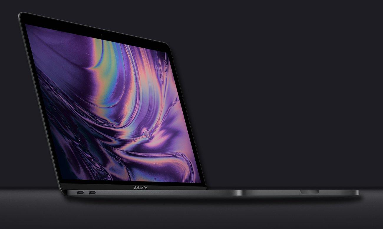 Apple MacBook Pro 13 Space Gray moc wydajność profesjonalna praca potężna grafika