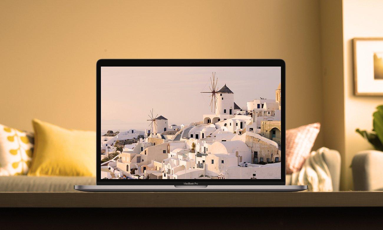 Intel Core i5 ósmej generacji w Apple MacBook Pro 13