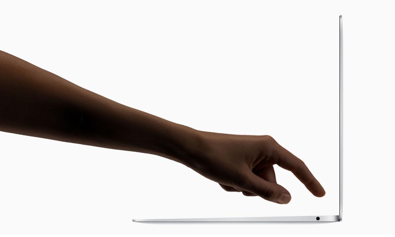 Apple Macbook Air 13 czytnik linii papilarnych
