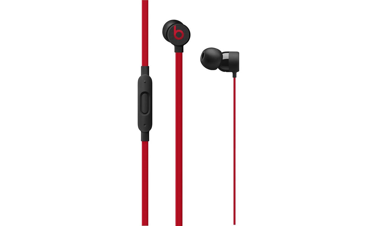 Słuchawki przewodowe Apple urBeats3 odpowietrzniki laserowa precyzja dwukomorowa struktura akustyczna naturalne brzmienie