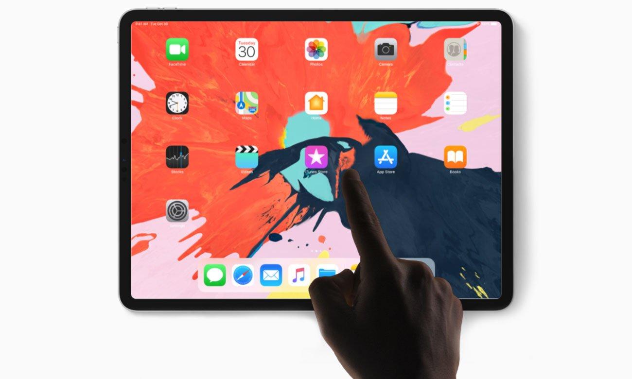 Apple iPad Pro 11 wyświetlacz liquid retina
