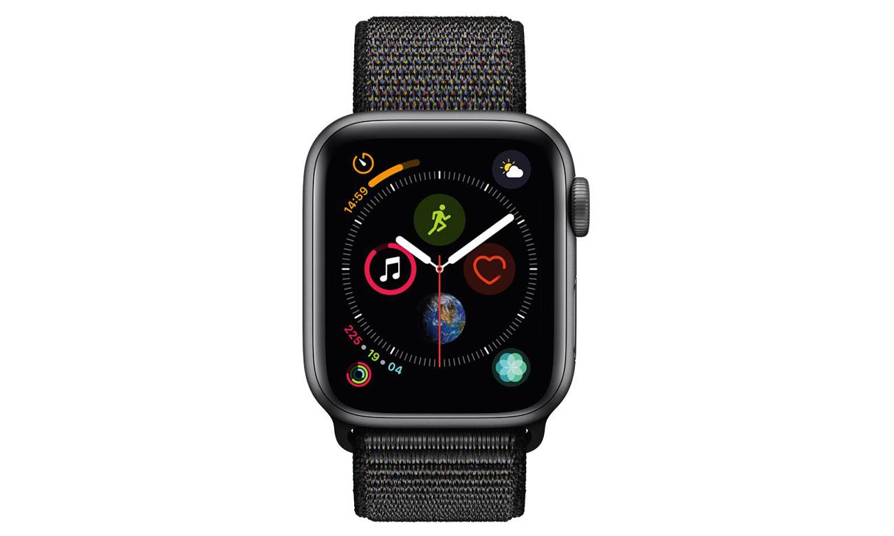 Apple Watch 4 przód zegarek