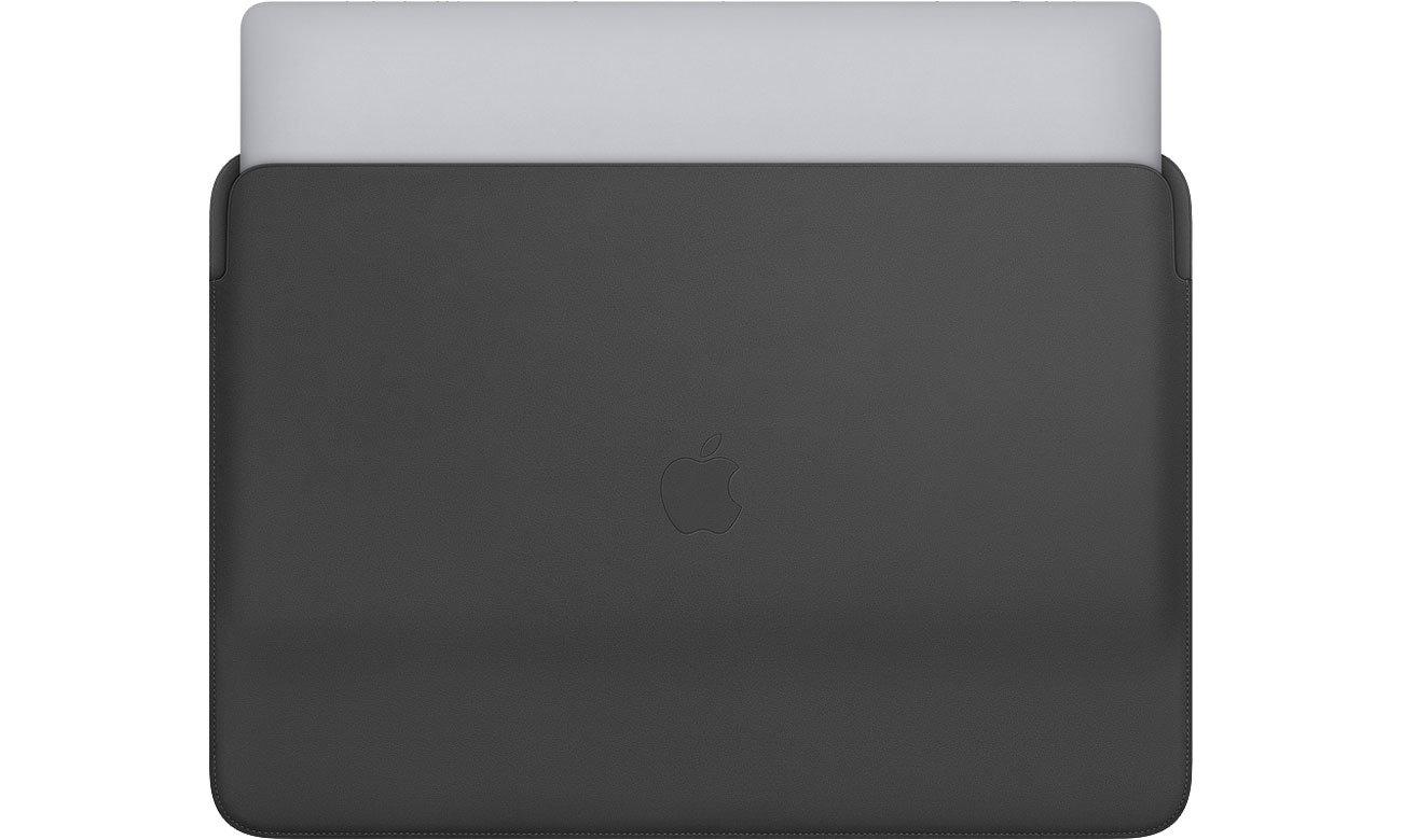 Etui Apple Leather Sleeve do Macbook Pro 16'' Black MWVA2ZM/A