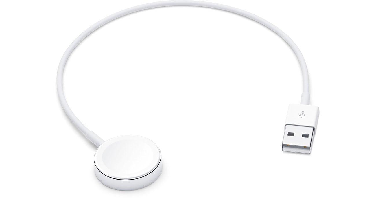 Kabel do ładowania Apple Watch 0.3m MX2G2ZM/A