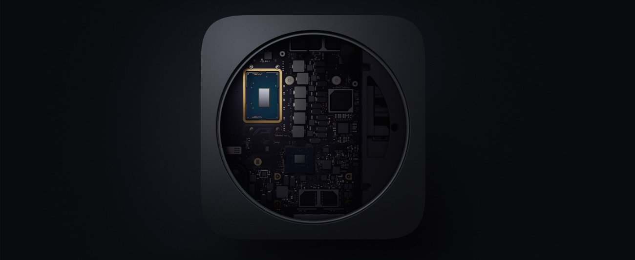 Уникальная производительность Apple Mac Mini