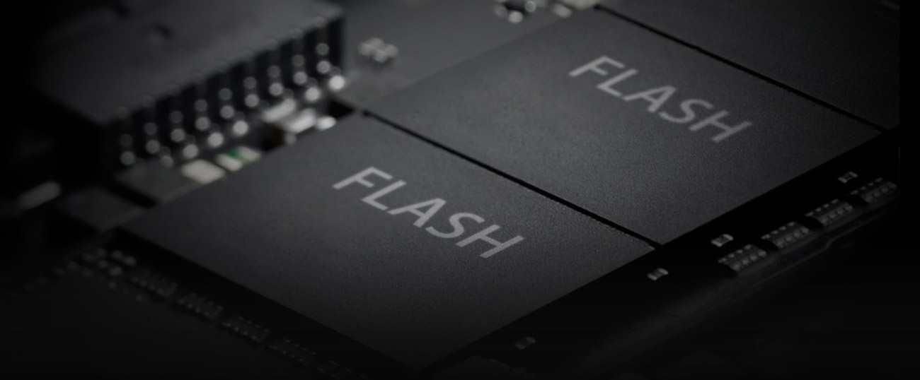 Apple MacBook Air pamięć flash