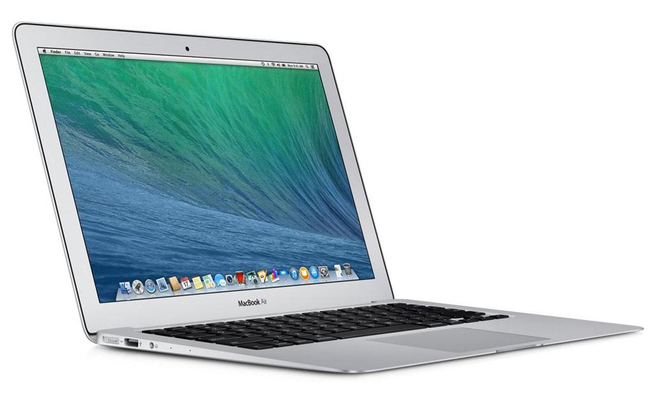 Apple MacBook Air 12 godzin pracy bateria
