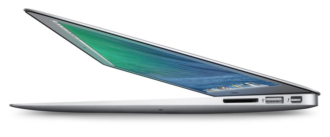 Apple MacBook Air aplikacje w pakiecie
