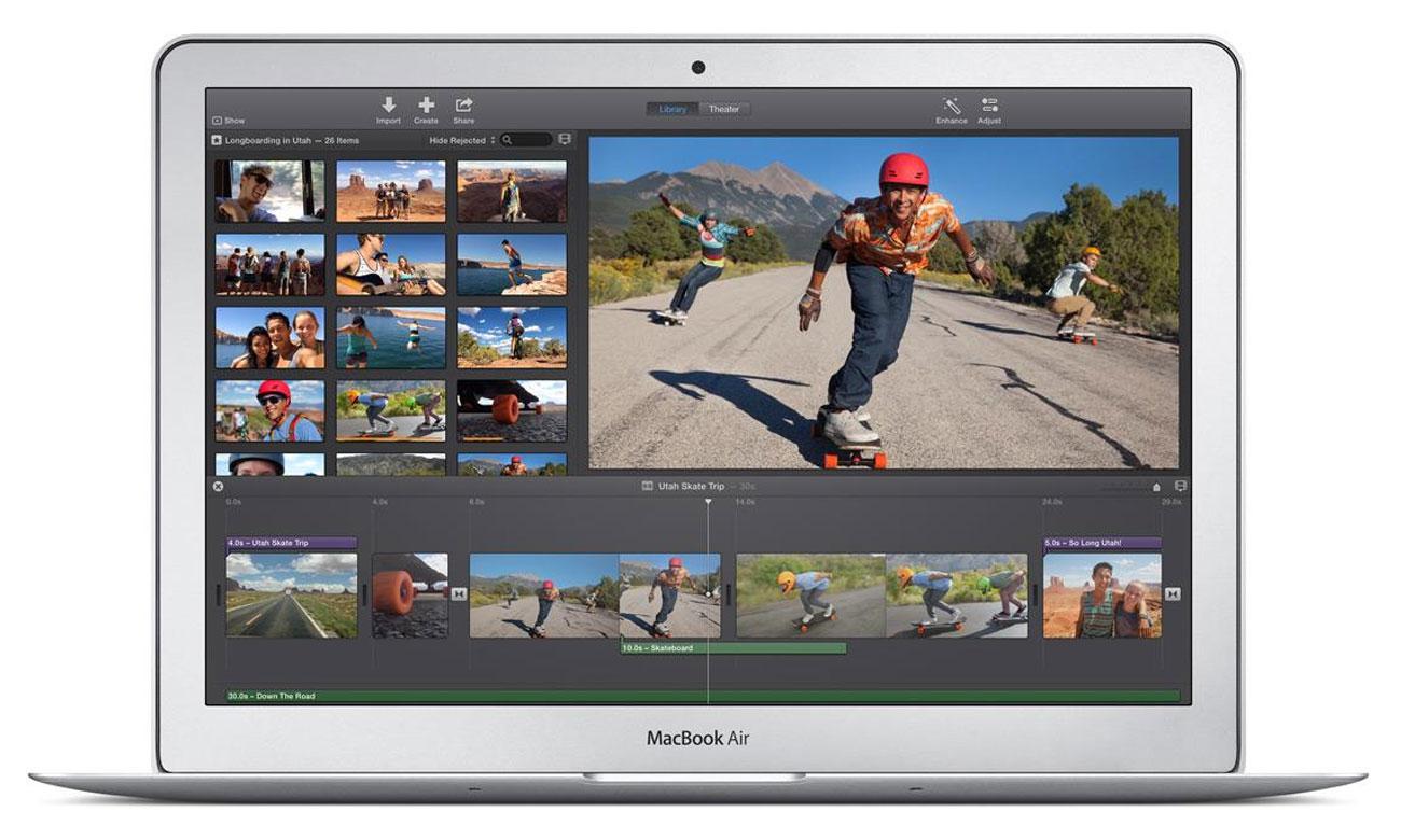 Apple MacBook Air os x el capitan