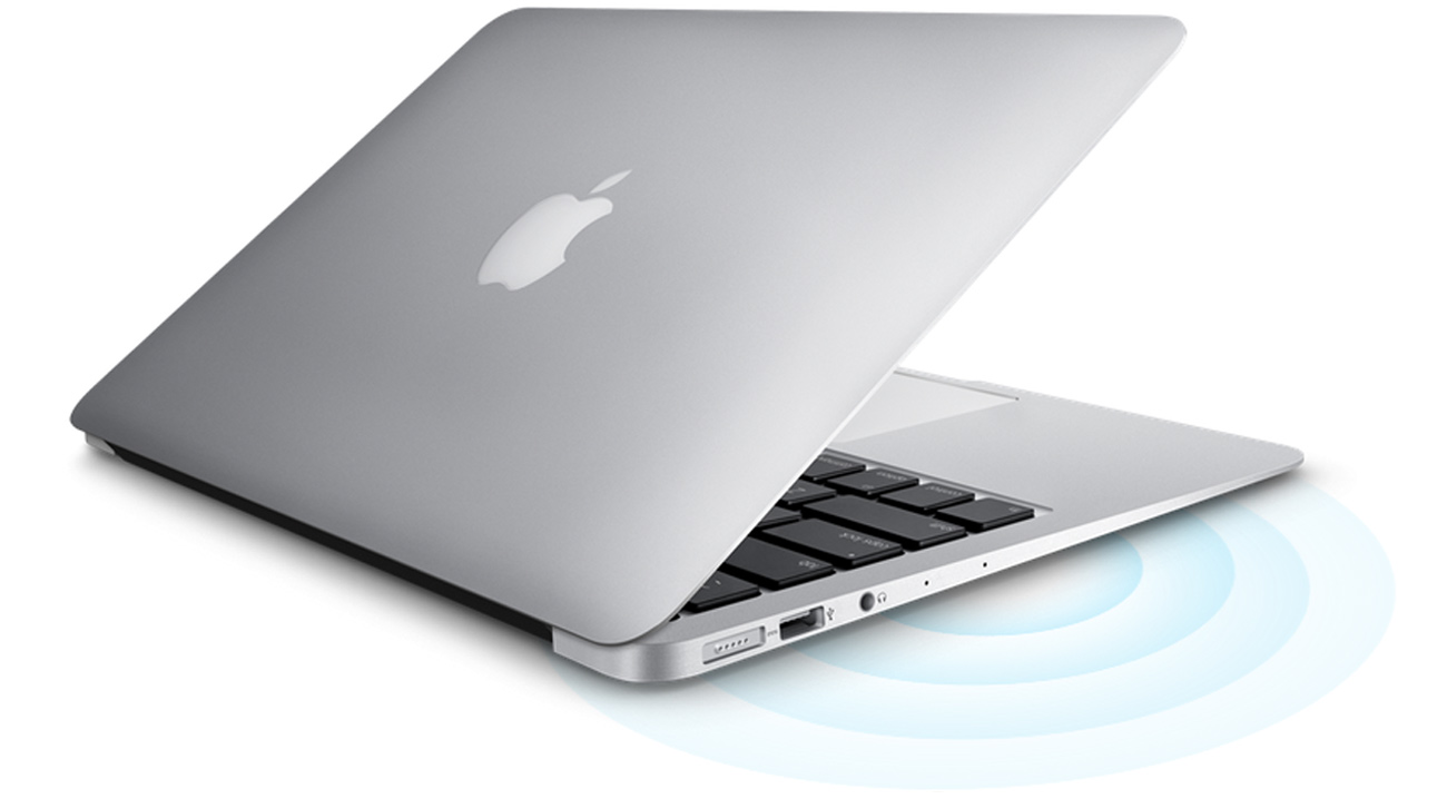 Apple MacBook Air 128GB wifi ac
