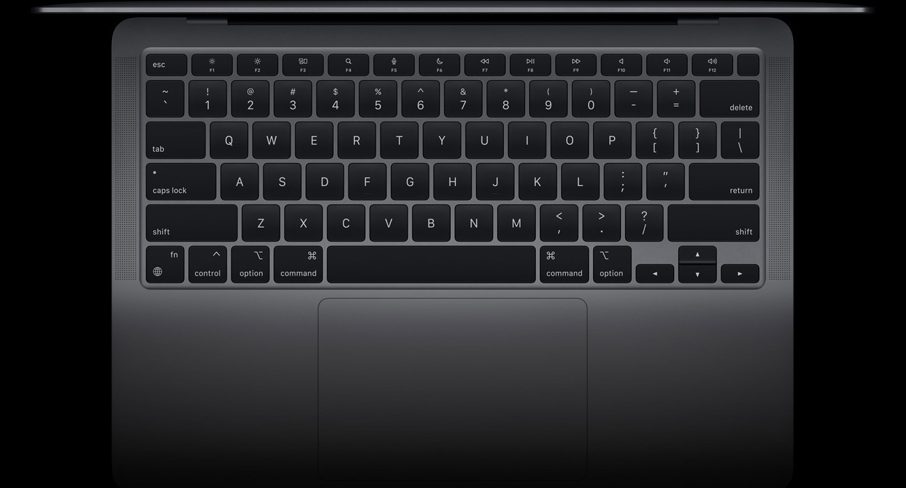 Magic Keyboard w Apple MacBook Air