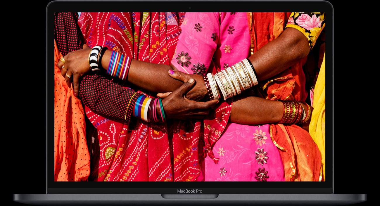 Wyświetlacz Retina w Apple MacBook Pro