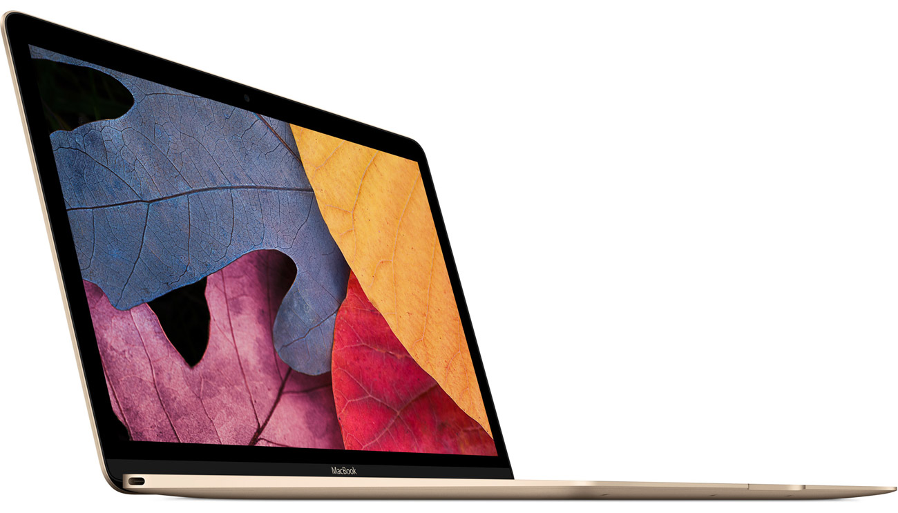 Apple MacBook ekran retina