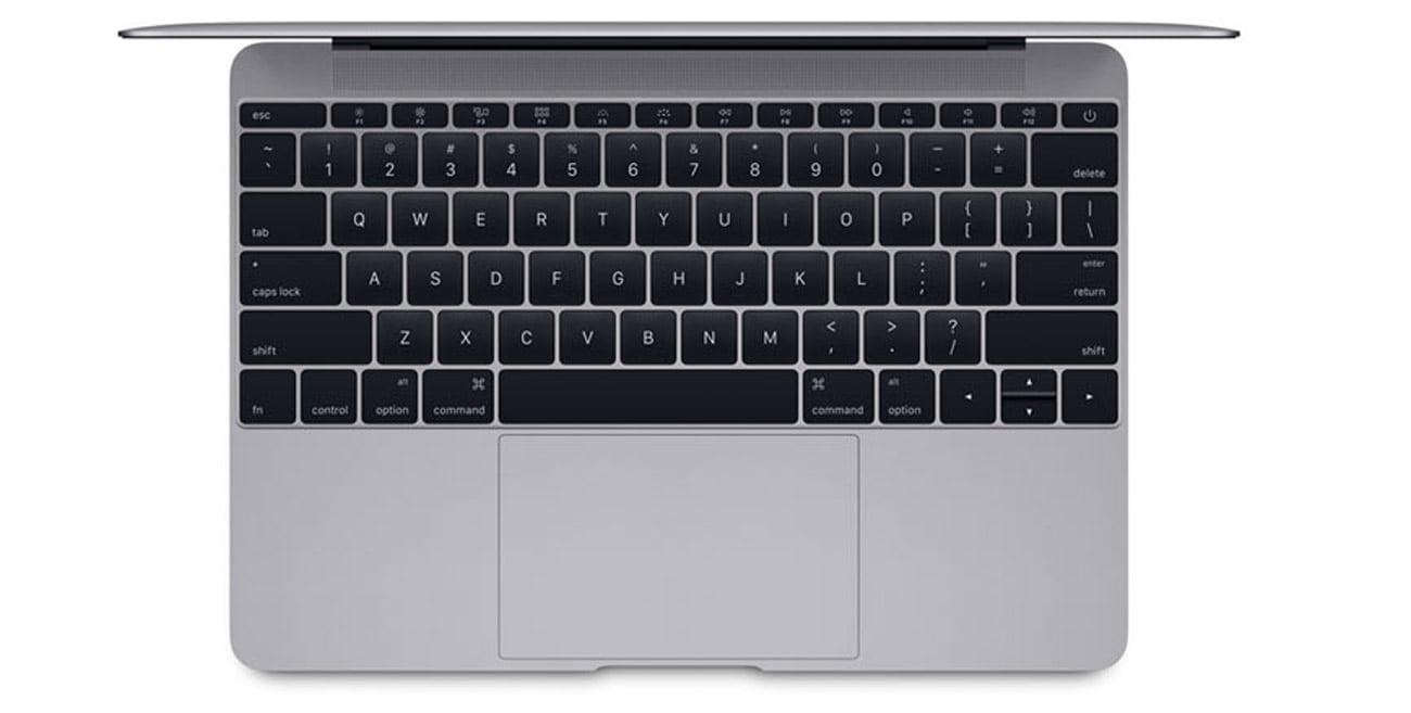 Apple MacBook klawiatura