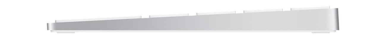 Apple Magic Keyboard Z Polem Numerycznym Połączenie Bluetooth