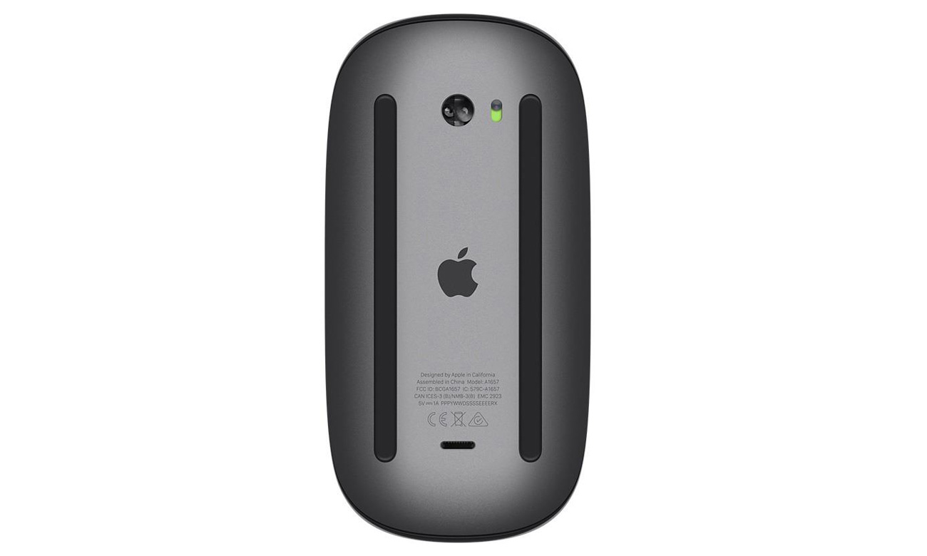 Apple Magic Mouse 2 gwiezdna szarość