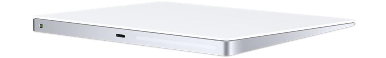 Oberfläche von Touchpad aus Glas APPLE Magic Trackpad 2 Weiß