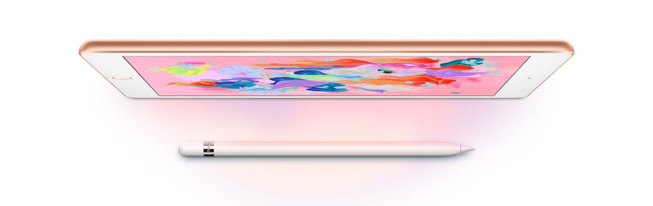 Apple NEW iPad 128GB 2018 smukły intuicyjny wszechstronny