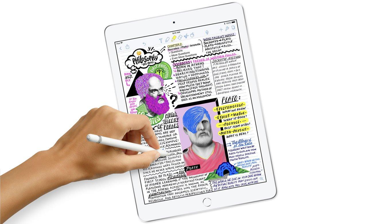 Apple NEW iPad 2018 inteligentny rysik
