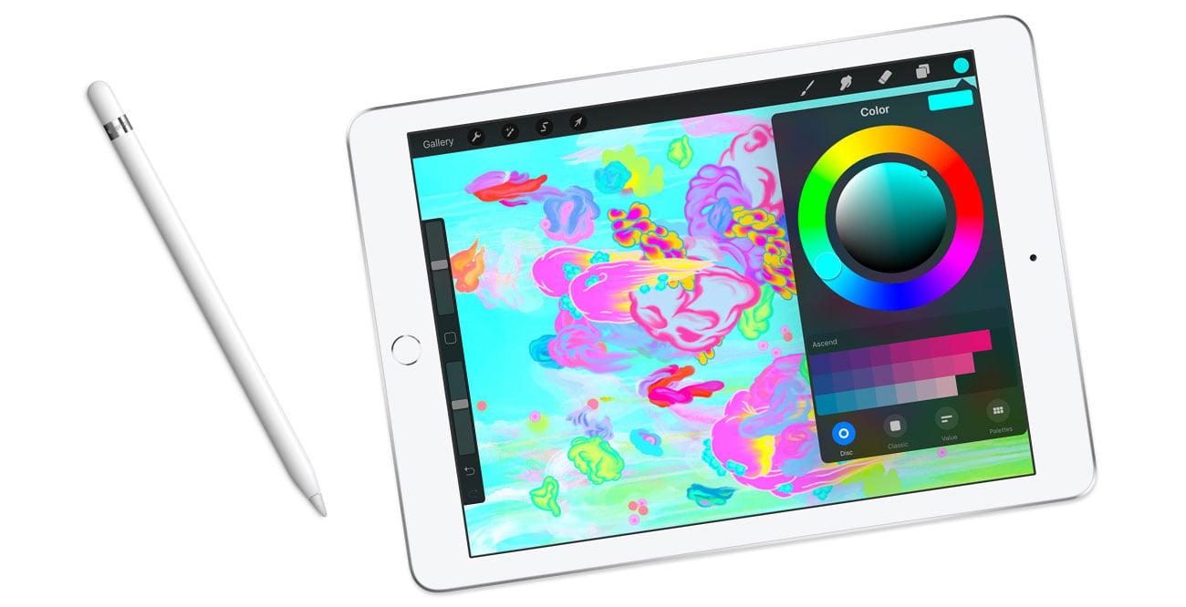 Apple NEW iPad 2018 ekran retina