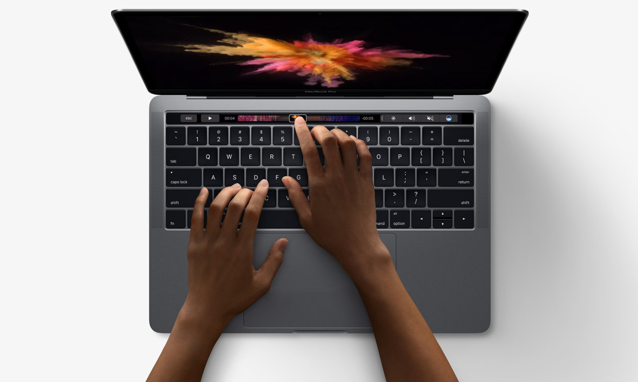 Apple MacBook Pro touchbar i touch id