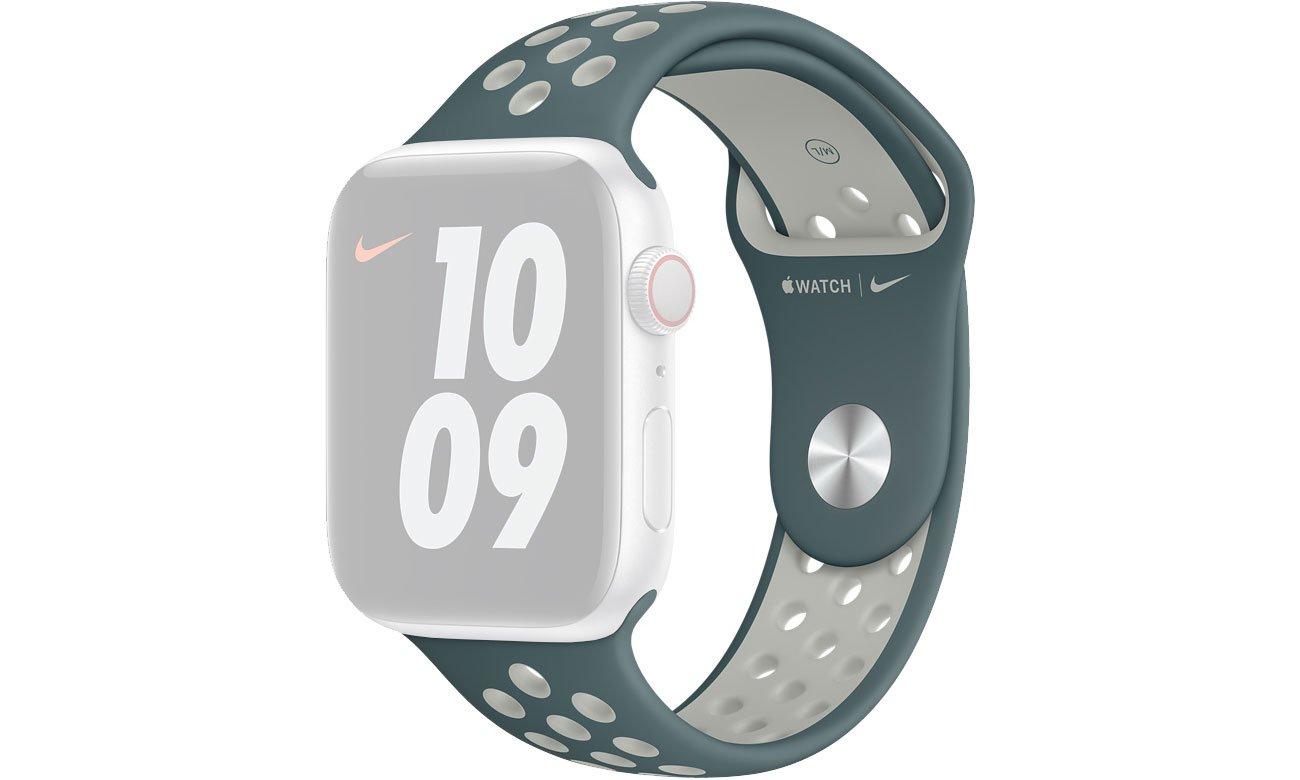 Pasek Sportowy Nike do Apple Watch Hasta / Silver MJ6K3ZM/A