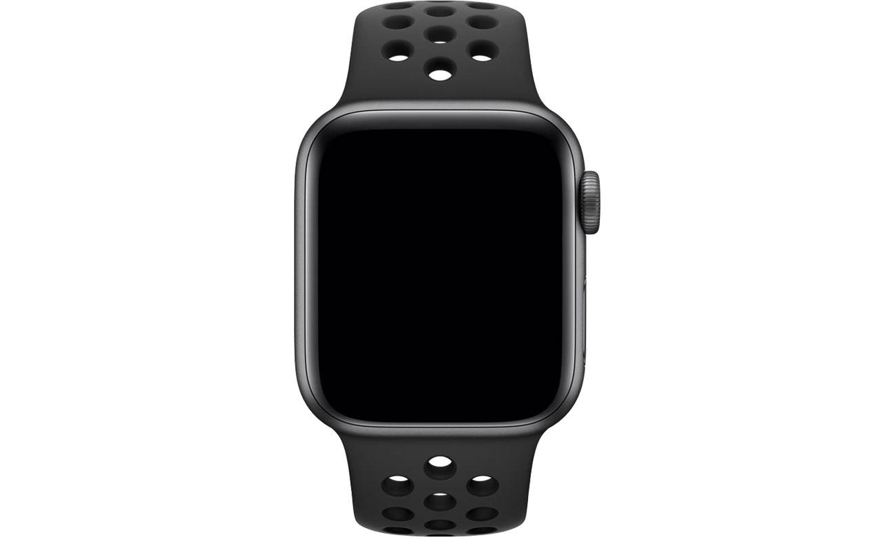 Apple Pasek sportowy Nike antracyt/czarny do koperty 40