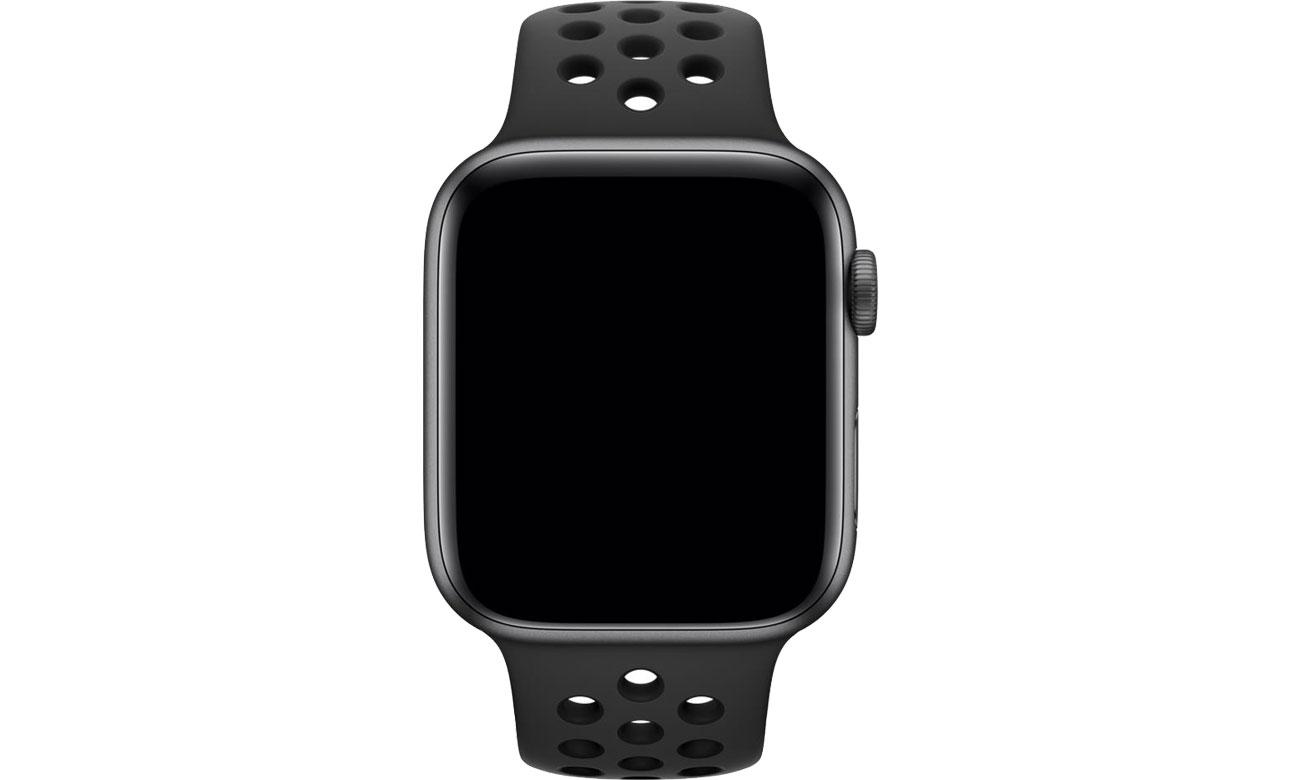 Apple Pasek sportowy Nike czarny do koperty 44mm
