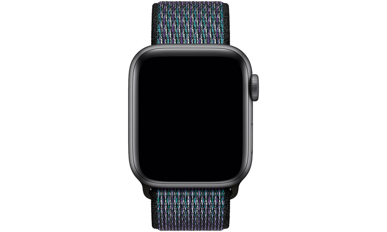 Apple Opaska sportowa Nike mocny fiolet do koperty 40 mm