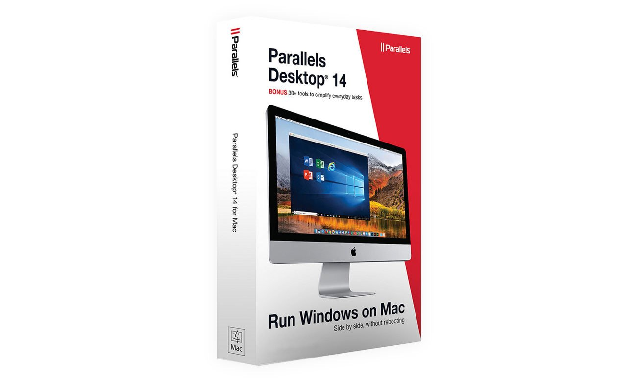 Parallels Desktop 14 Mac Szybki, łatwy i wydajny