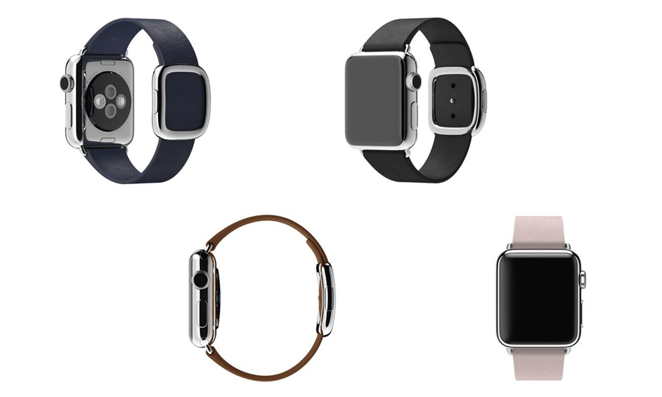 Apple Pasek Nowoczesna Klamra