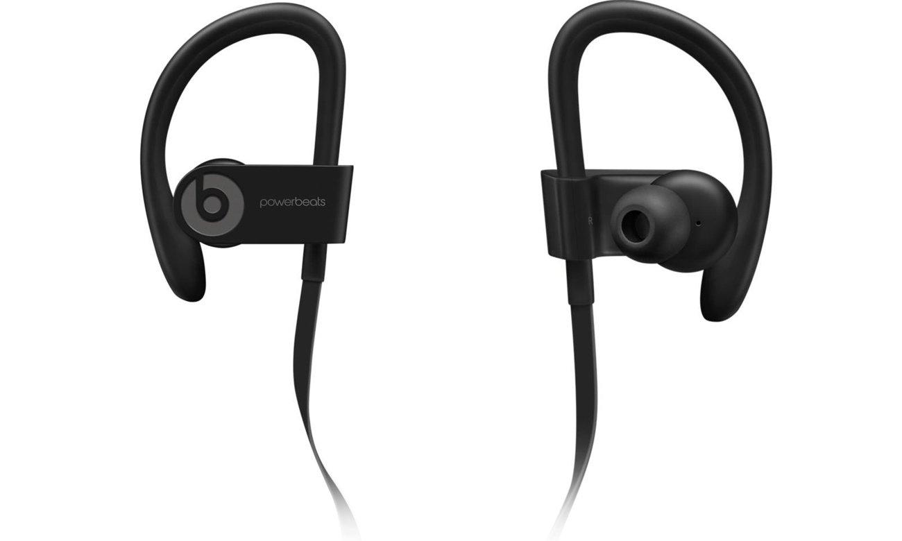 Słuchawki Apple Powerbeats 3 Wireless Czarne Noise Isolating