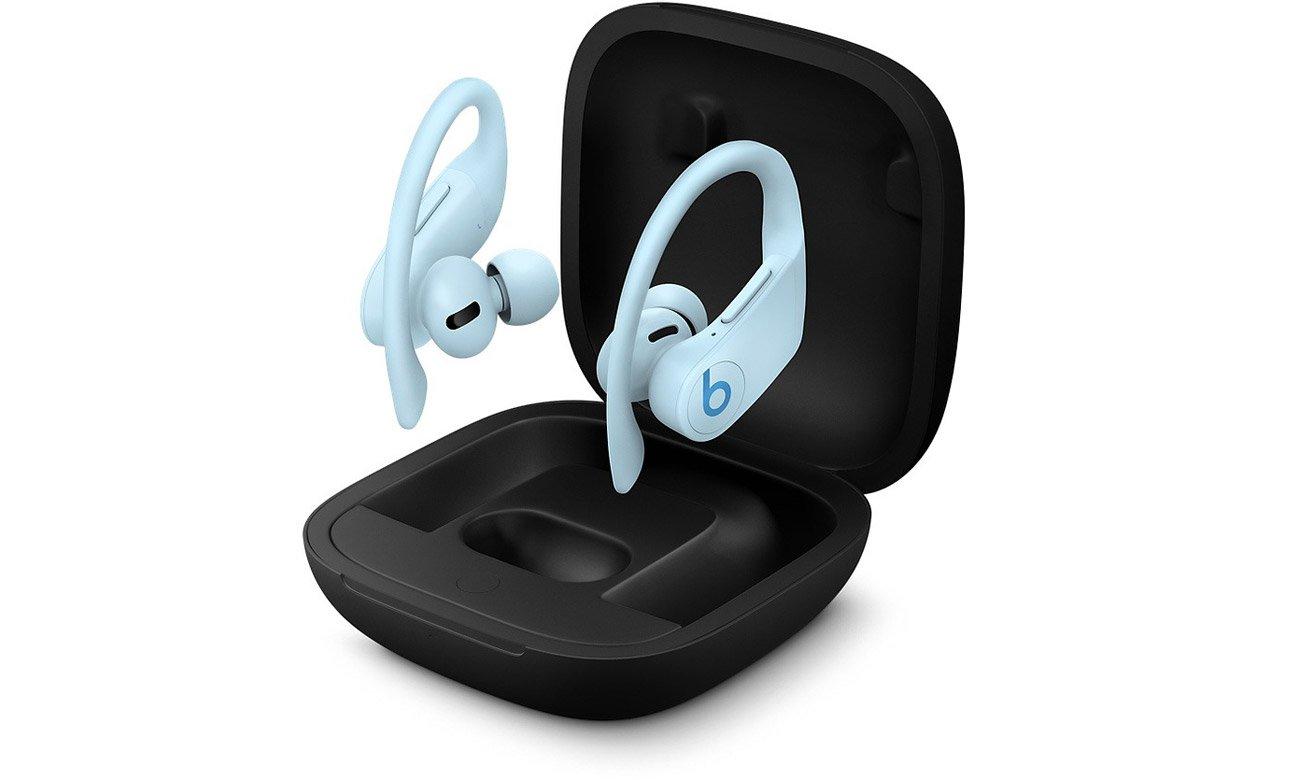 Słuchawki Apple Powerbeats Pro Lodowy błękit