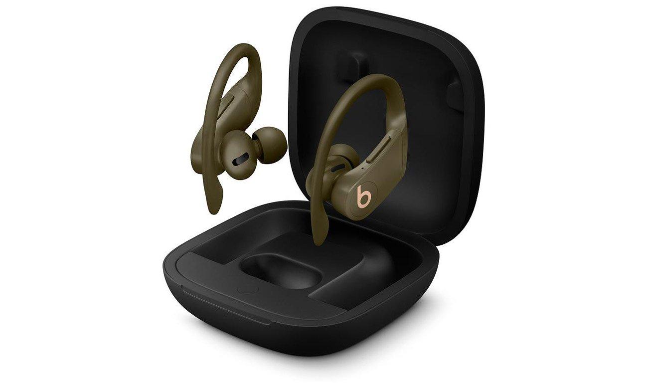 Apple Powerbeats Pro Słuchawki i etui