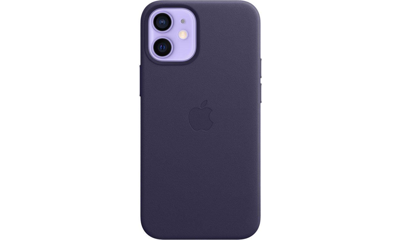 Apple Silikonowe etui iPhone 12 mini ciemny fiolet MJYQ3ZM/A
