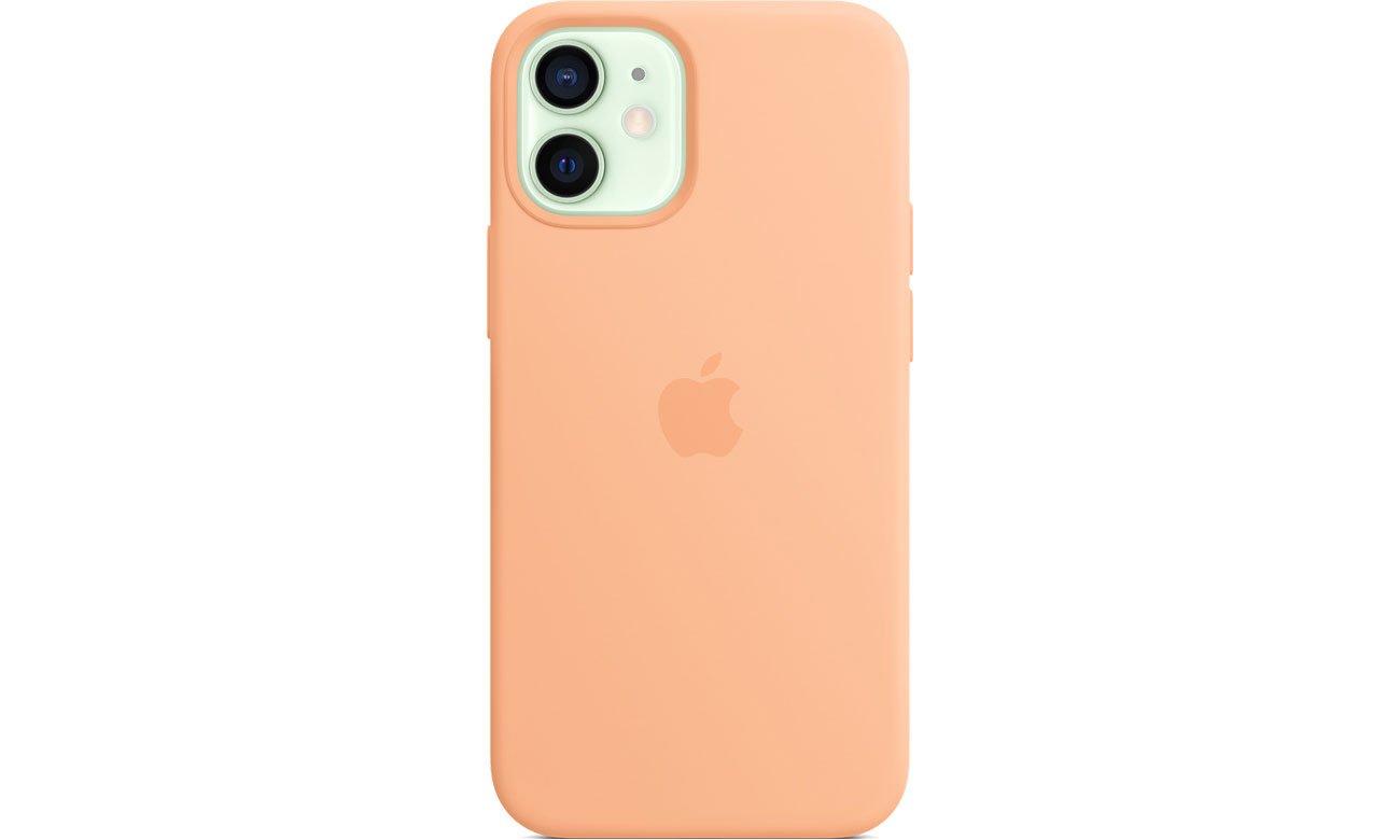 Apple Silikonowe etui iPhone 12 mini melonowe MJYW3ZM/A
