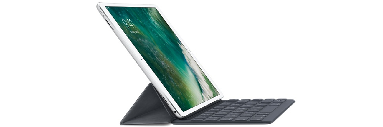 Apple Smart Keyboard idealna konstrukcja odporna na wode zabrudzenia