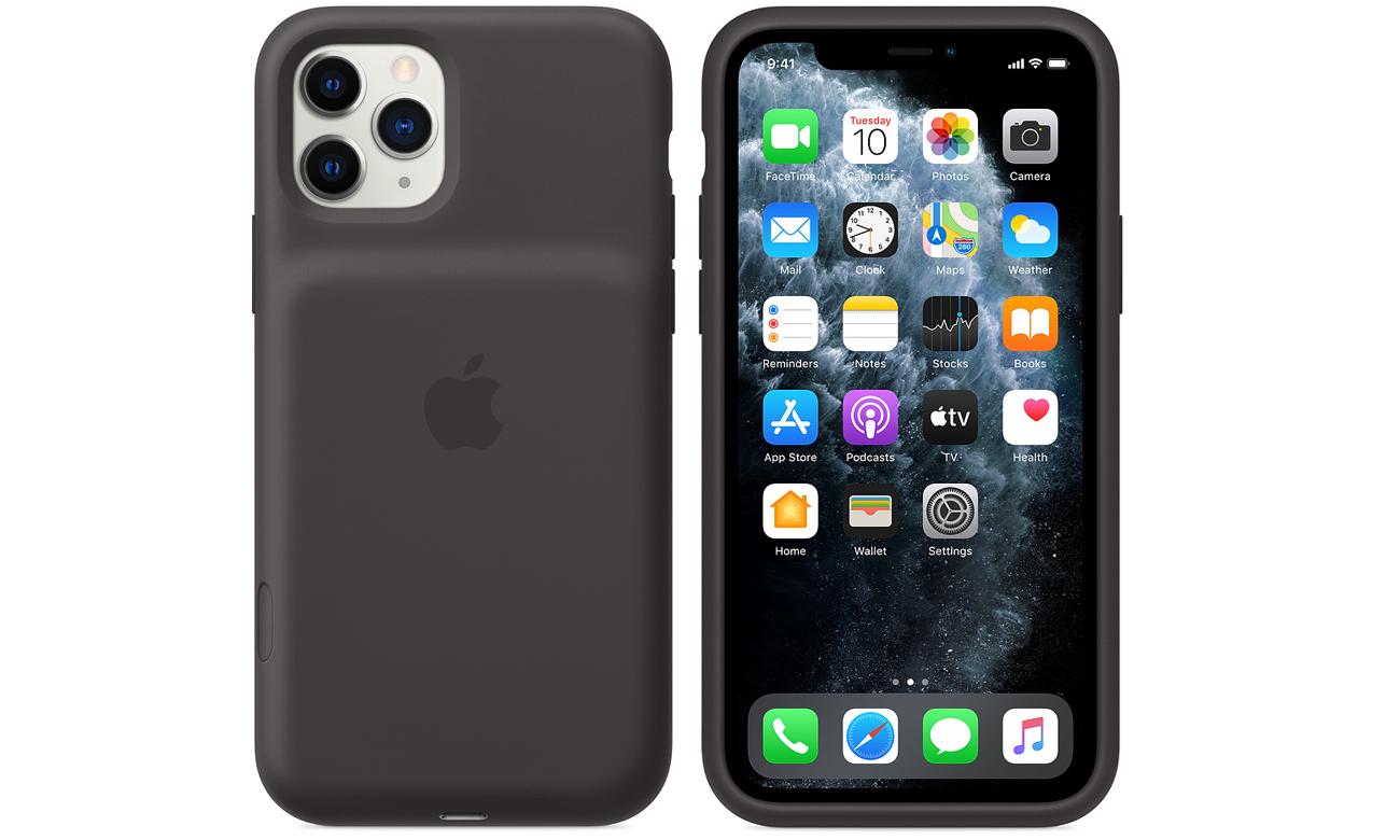 Etui Apple Smart Battery Case do iPhone 11 Pro Czarne