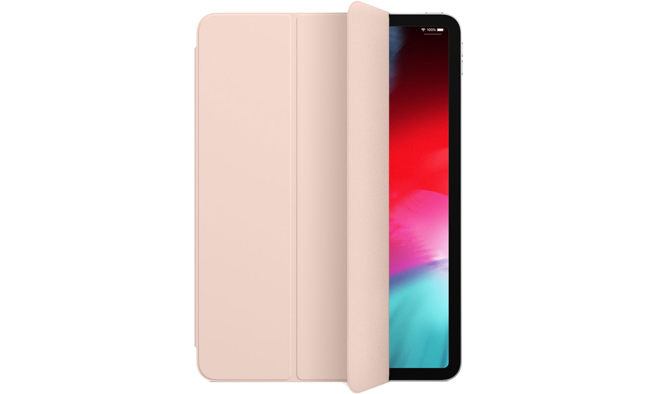 Etui na tablet Apple Smart Folio 11'' Soft Pink MRX92ZM/A