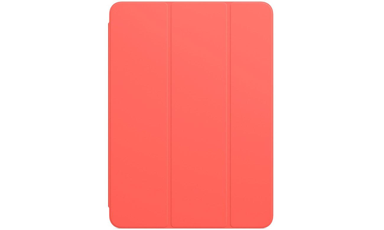 Etui Apple Smart Folio w kolorze różowego cytrusa do iPada Air (4. generacji)