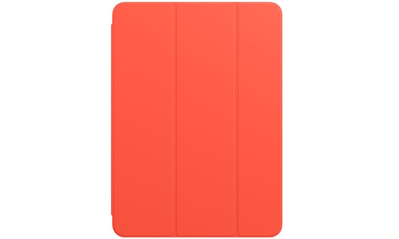 Etui Apple Smart Folio w kolorze pomarańczowym do iPada Air (4. generacji)