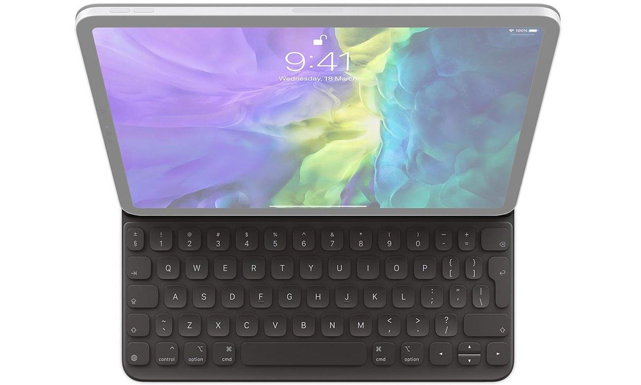 Etui z klawiaturą Apple Smart Keyboard Folio do iPad Pro 11''