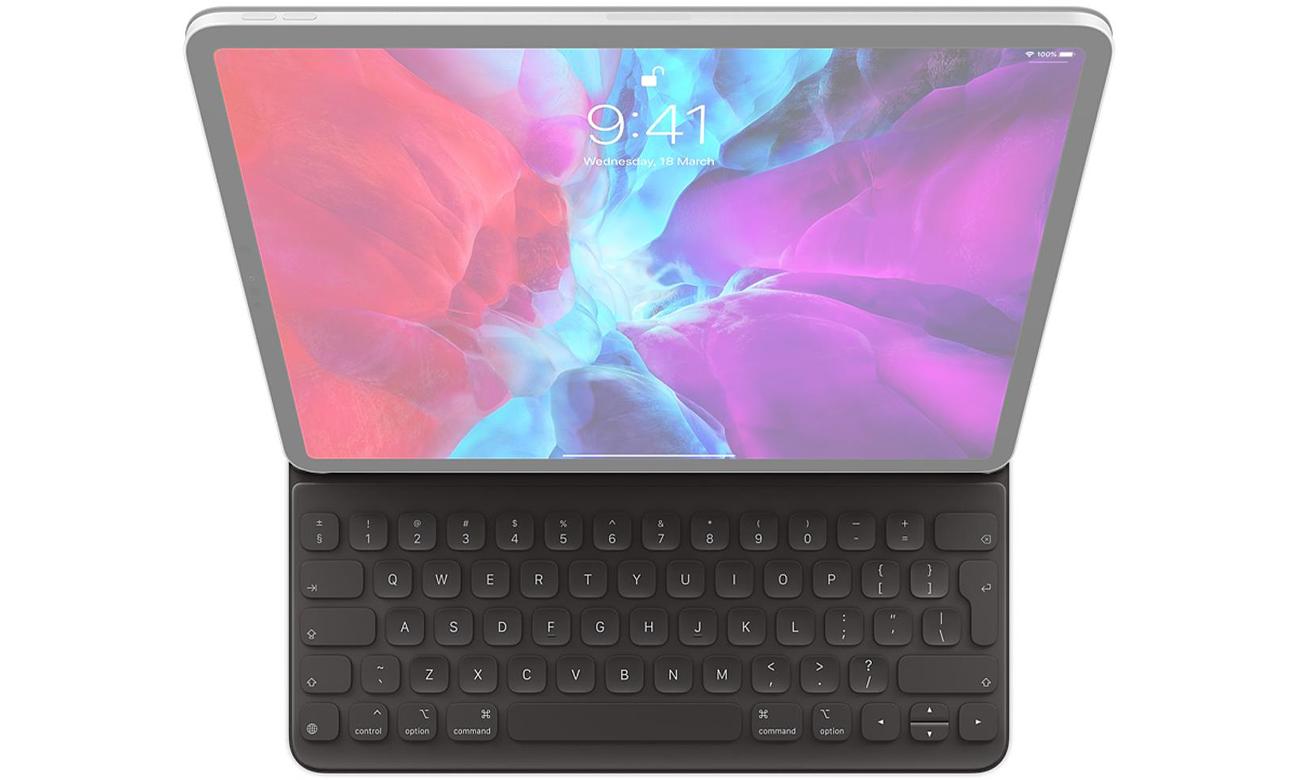 Etui z klawiaturą Apple Smart Keyboard Folio do iPad Pro 12,9''